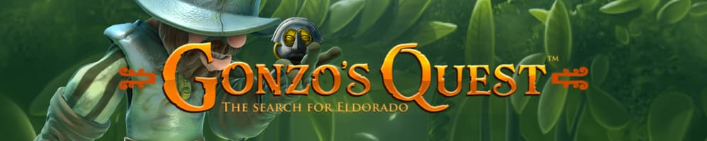 Gonzo's Quest fra Net Entertainment