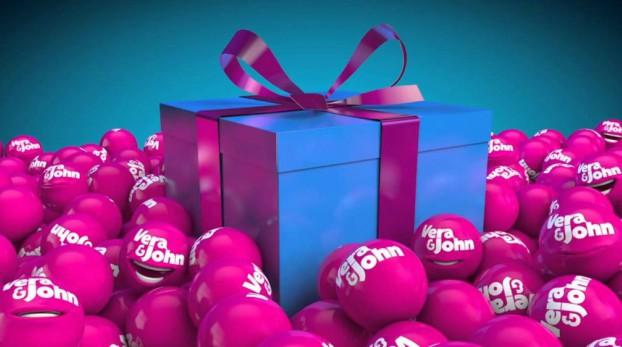 Få ekstra valuta for pengene med årets julekalender hos Vera & John