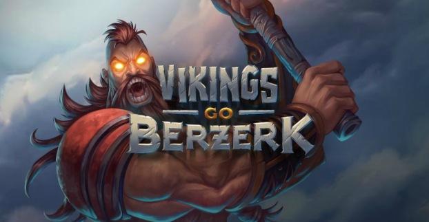 Vikings Go Berzerk kan spilles hos Vera & John