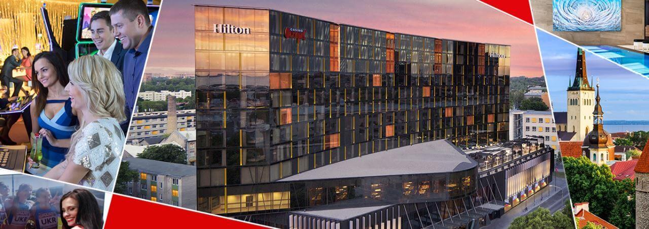 Vinn casinoreise til Tallinn!